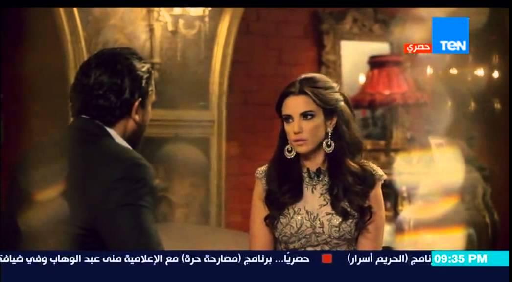 الحريم أسرار - الفنانة درة وسبب رفضها للزواج وزواجها من رجل أعمال ومصطفى شعبان