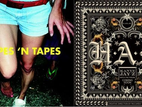 kanye-west-&-jay-z--h.a.m.-track-review-(tapes-'n-tapes,-too!)