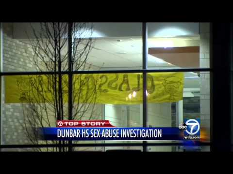 D.C. Police: Dunbar High School staffer sexually abused boy, possibly others