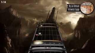 My Last Serenade - Killswitch Engage (Drum Chart)