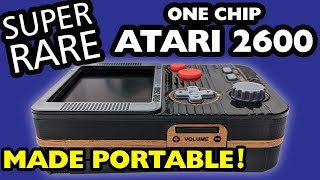 Atari 2600 Junior Single Chip Portable