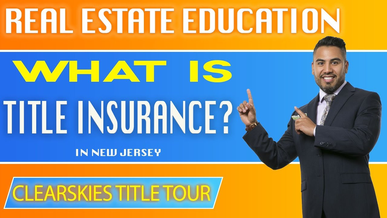 Real Estate Education, What is Title Insurance? How does ...