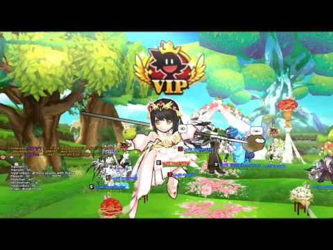 [Void Elsword] OMG This Gay Wedding be so *Cough Cough*