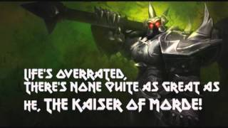Repeat youtube video AoD - 6v4 (Songs of the Summoned 3) 10 hour Mordekaiser