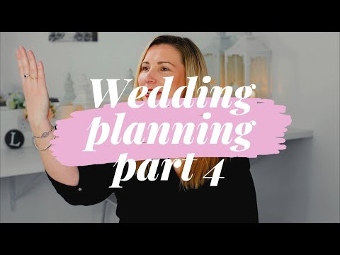 Wedding planning with Sam Part 4 (Table Plan)