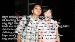 Repeat youtube video bati na tayo lyrics by Smugglaz