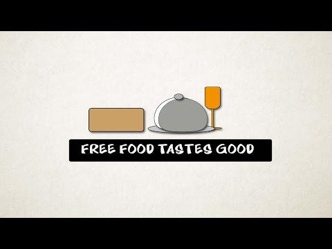 Free Food Tastes Good