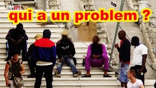 QUI A UN PROBLEME ? Do You Have a Problem Prank  | IbraTV