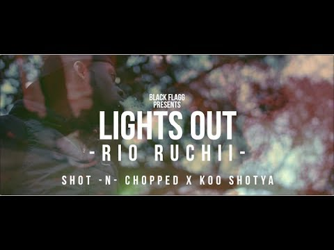 Rio Ruchii - Lights Out (Official Music Video)