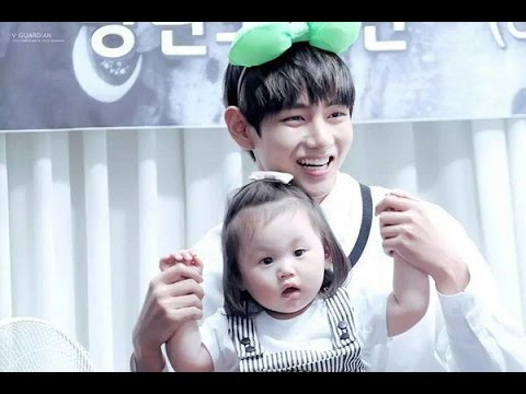 BTS WITH KIDS MOMENTS