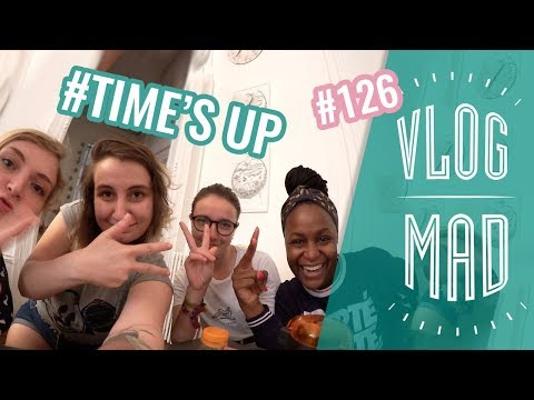 VLOGMAD 126 — On joue à Time's Up et on se déhanche sur du Shakira