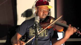 "Chris Brown - New Flame (violin cover) by Ashanti Floyd ""The Mad Violinist"