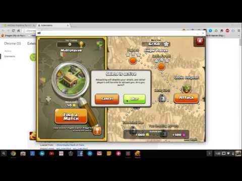 how to install clash of clans on any chrome book