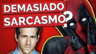 Cómo ser SARCÁSTICO sin herir a nadie (Deadpool vs Ryan Reynolds)