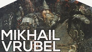 Mikhail Vrubel: A collection of 154 works (HD)