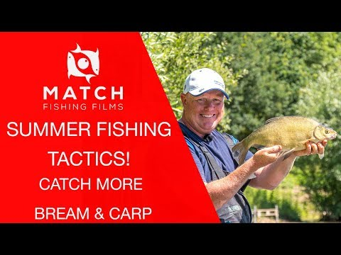Feeder Fishing For Bream And Carp!