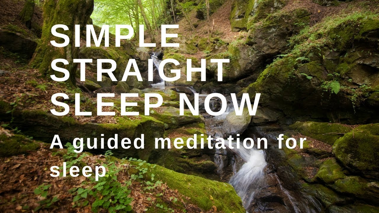 Sleep Anxiety Meditations - YouTube Videos to Help You Rest - Live