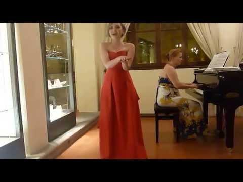 Arezzo Summer Music School & Festival 2015 - Gershwin: The man I love