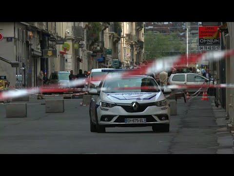 afpes: Una decena de heridos en atentado con paquete bomba en ciudad francesa de Lyon