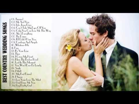 Best 24 Country Wedding Songs 2015