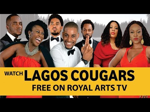 LAGOS COUGARS (NOLLYWOOD LATEST MOVIES 2018) thumbnail
