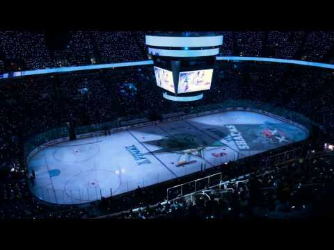 San Jose Sharks Stanley Cup Final In-Arena Open Show