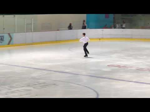 Skate Emirates 2018 - Video 11 - Orion's Performance