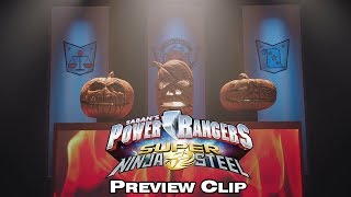 This is the preview clip for the Super Ninja Steel Halloween specia...