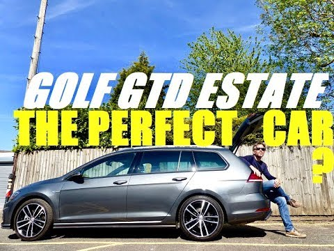 Is the 2018 VW Golf GTD Estate the perfect all-rounder?