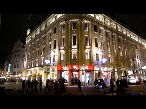 Budapest Night Video