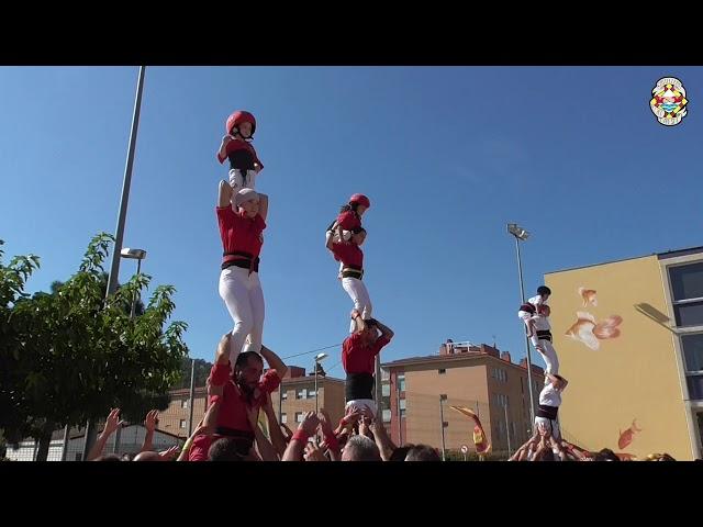 P4 + P4xs Castellers Alt Maresme @ FM Sant Cebria de Vallalta (29/09/2019)