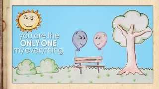 The Katinas - All My Life (K-Ci & JoJo) Official Lyric Video