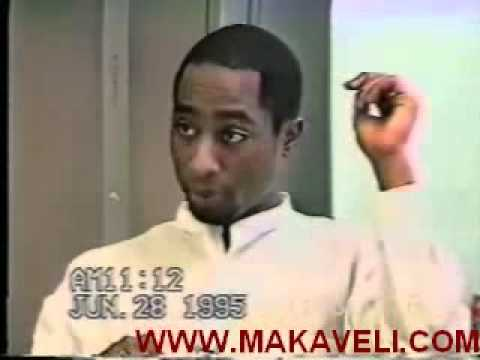 2pac interview and interrogation