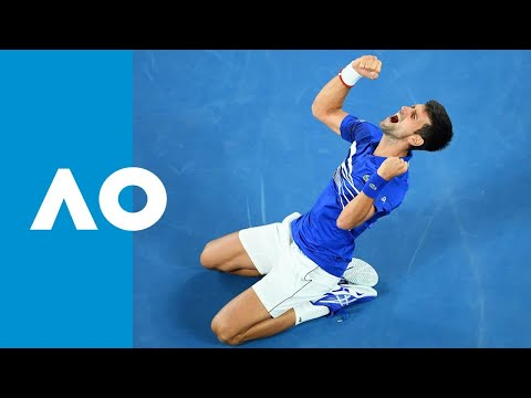Novak Djokovic v Rafael Nadal match highlights (Final) | Australian Open 2019