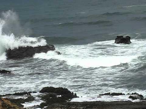 Pacific Ocean Water 86848 | NOTEFOLIO Pacific Ocean Water