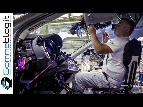 2019 Audi ASSEMBLY LINE - (German Car Factory)