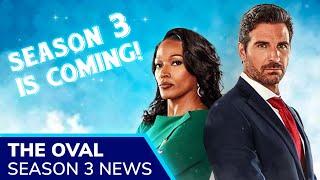 THE OVAL Season 3 Renewed By BET: Ed Quinn, Kron Moore, Paige Hurd Set To Return