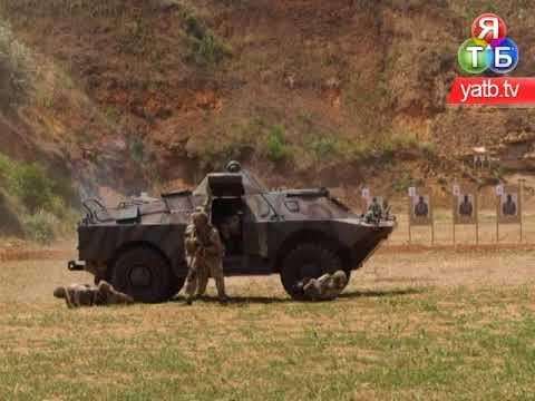 yatbTV: Унікальний стрілецький полігон відкрили на Херсонщині