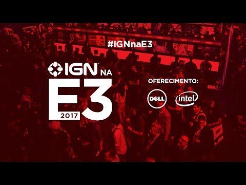 🔴 AO VIVO - TUDO SOBRE UBISOFT E PC GAMING SHOW NA E3 2017- IGN Debate
