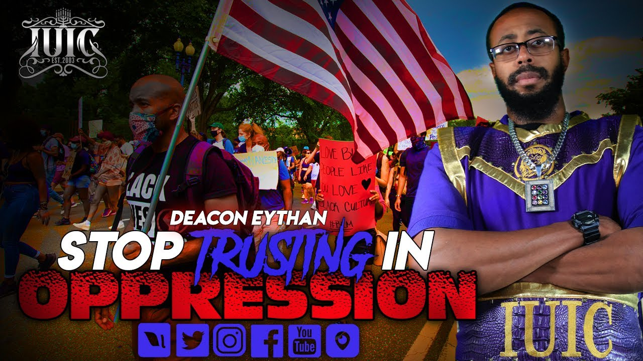 The Israelites : Deacon Eythan -  Stop Trusting In Oppression