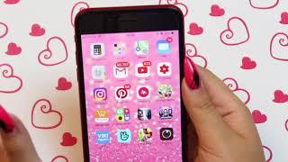 COSA C'E NEL MIO IPHONE 8 PLUS ROSSO❤️ iPhone 検索動画 19