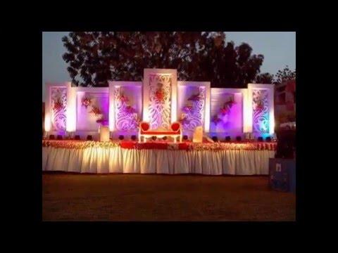 Anup Decorators Wedding Decoration Ideas