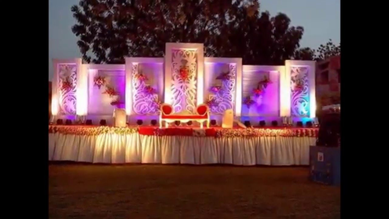 Anup decorators wedding decoration ideas youtube junglespirit Images