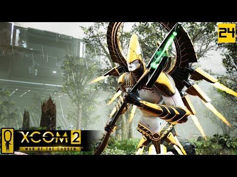 NEW AVENGER DEFENSE - Part 24 - XCOM 2 WAR OF THE CHOSEN Gameplay - Let's Play