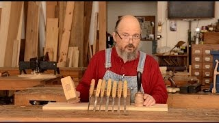 Wood Carving Tools & Techniques for Beginners