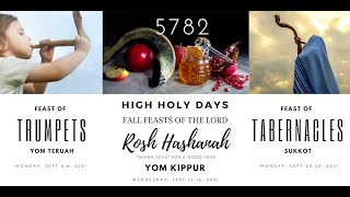 Understanding the Fall Feasts of the Lord (www.altarofprayer.com)