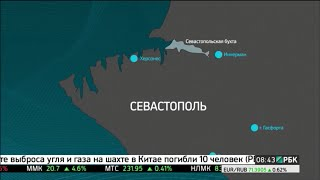 Битва за Севастополь(На берегах Чёрного моря разгорается новая битва за Севастополь. Байкеры, чиновники и священнослужители..., 2015-08-12T06:26:54.000Z)