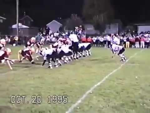 Denver vs Sumner 1995 Iowa High School Football (3 of 4)