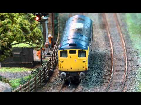 Model Railway Show – Stafford RC – Feb 2012