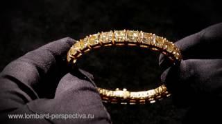 видео Браслеты серебряные с бриллиантами